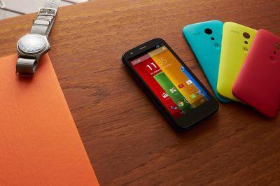 Бюджетный смартфон  Moto G