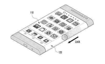Экраны смартфонов Samsung будут кривыми с трех сторон