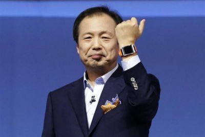 Samsung расхвасталась эффективной реализацией Galaxy Gear