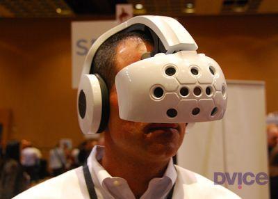 Valve скоро выпустит шлем виртуальной реальности