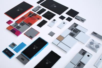 Motorola отыскала напарника для изготовления модульных смартфонов