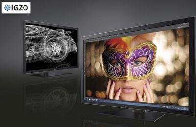 Apple начала реализации Retina мониторов Sharp