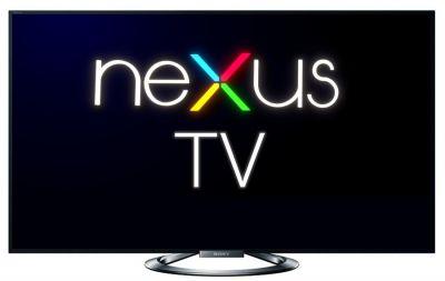 Google Nexus TV зимой 2014 года
