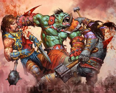 """Спецслужбы Америки и Англии под видом """"орков"""" и """"эльфов"""" вели наблюдение в World of Warcraft"""