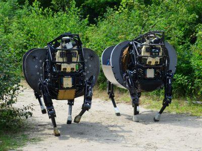 Google приобрела разработчика роботов для Пентагона