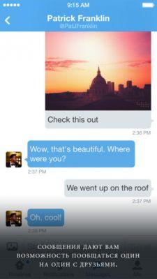 Twitter для iOS 7: улучшена система ответов и просмотра изображений