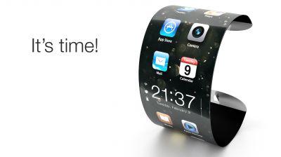 Сенсорные часы Apple iWatch будут с индукционной зарядкой