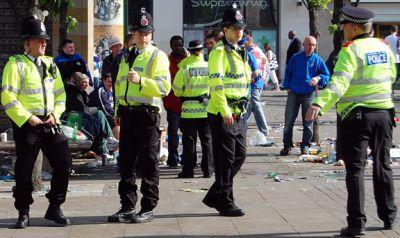 В Англии для полиции купили 500 iPad mini