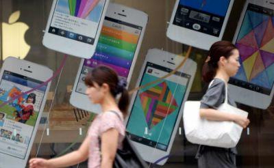 Apple покоряют Китай