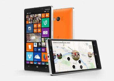Nokia Lumia 930 на Windows Phone 8.1 (видео)