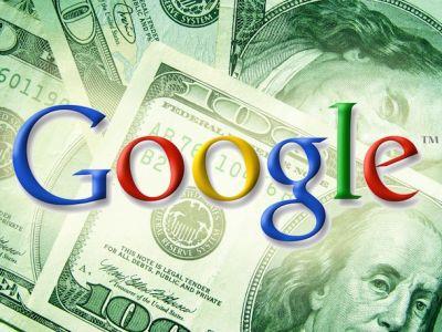Прибыль Google за последние 3 месяца оказалась ниже ожидаемой