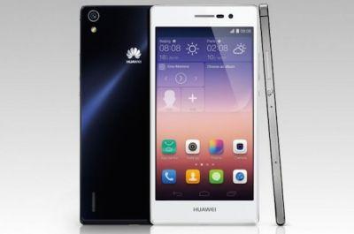 Ascend P7 – ультратонкий смартфон Huawei
