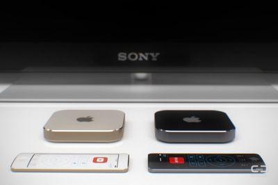 Новая модель Apple TV выйдет в 2015 году