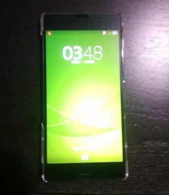 Sony Xperia Z3 (фото)