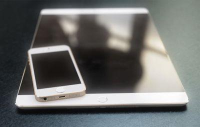 Apple начала делать iPad Air 2 и iPad mini 3 с антибликовым дисплеем