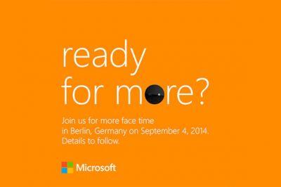 Lumia 730 и Lumia 830  выйдут 4 сентября