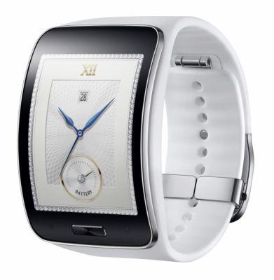 Новые умные часы Samsung Gear S