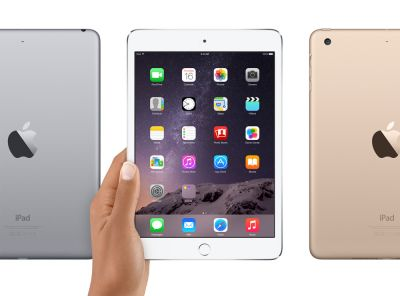 У iPad mini 2 лучше держит заряд, чем у iPad mini 3