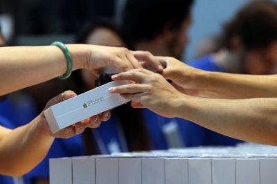 На Украине, iPhone 6 и iPhone 6 Plus дороже, чем в России