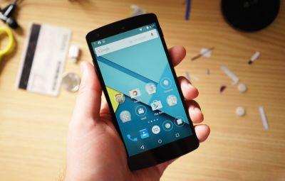 Как Android 5.0 убивает смартфоны и планшеты