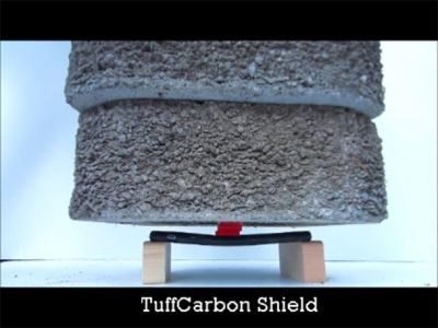 TuffCarbon Shield— прочный чехол из карбона для iPhone 6  Plus