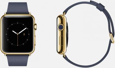 Apple Watch не будут пользоваться спросом на Украине