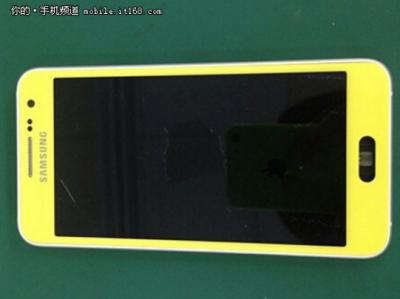 Samsung Galaxy S6: фото прототипа