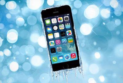 Мороз — опасен для iPhone