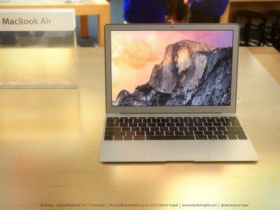 Практичный взгляд на новый MacBook Air
