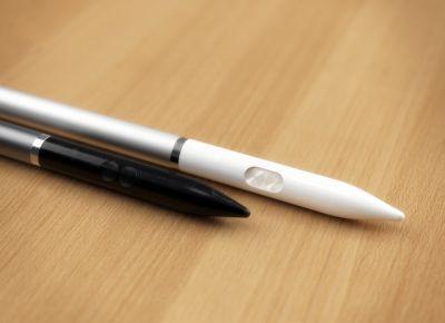 Концепт стилуса для iPad Pro