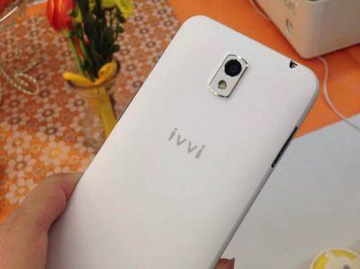 Ivvi K1 Mini - самый тонкий в мире смартфон