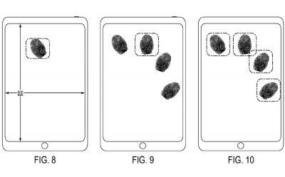 В новых iPhone и iPad, Touch ID будет встроен в дисплей