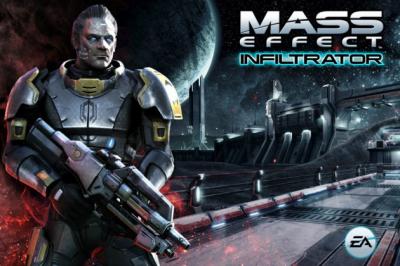 Издание IGN распространяет игру Mass Effect Infiltrator абсолютно бесплатно