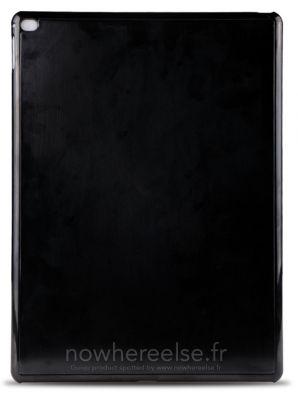 Появилась фотография чехла для iPad Pro