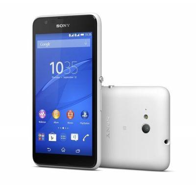 Новый смартфон Sony Xperia E4g