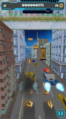 Mad Taxi - отличная игра