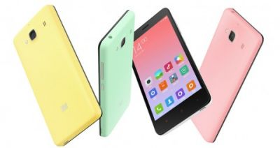 Стала известна цена Xiaomi Redmi 2A - 5500 рублей