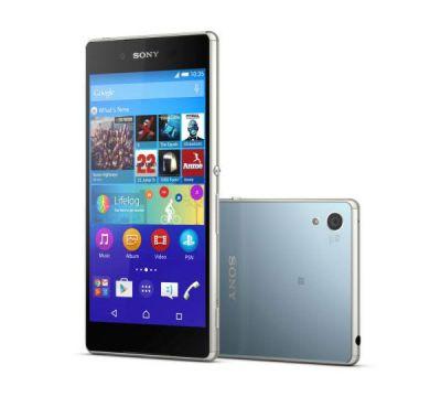 Новый смартфон Sony Xperia Z4