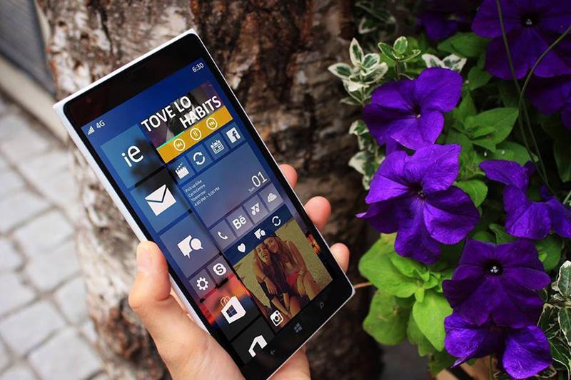 В Интернет появились данные новых смартфонов Microsoft на Windows 10
