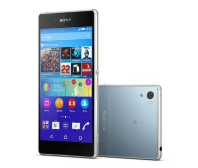 Секретные характеристики смартфона Sony Xperia Z4
