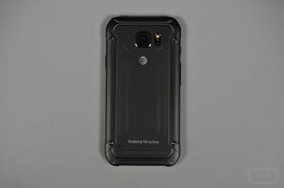 Samsung Galaxy S6 Active: фото и видео при распаковки