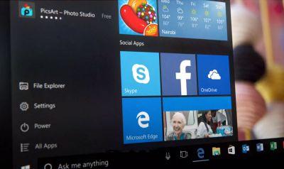 Вышла первая реклама Windows 10
