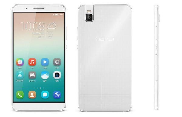 Huawei Honor 7i смартфон с поворотной камерой