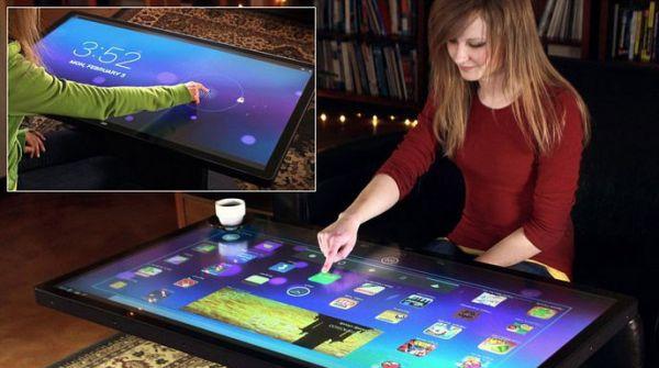 Samsung разрабатывает  планшет с экраном 18 дюймов