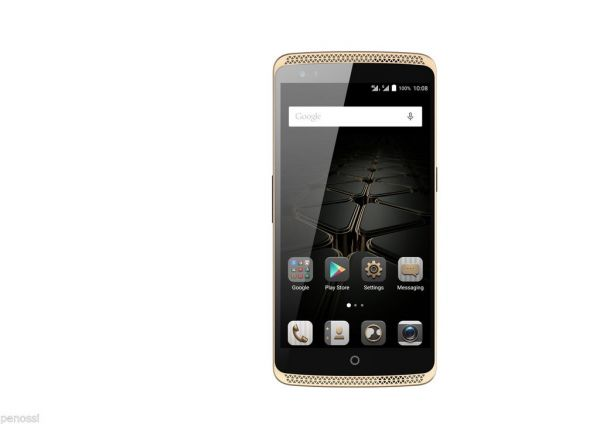 Axon Elite безопасный смартфон от ZTE