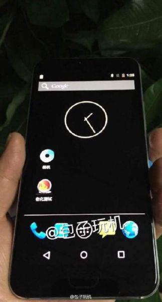 Новые фото смартфона Meizu MX5 Pro