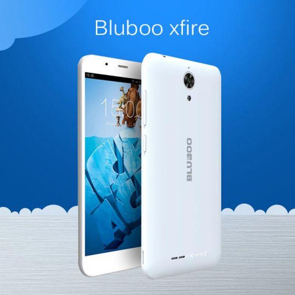 Самый дешевым смартфон - BLUBOO XFire