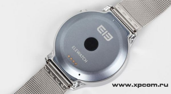 Умные-часы ELE Watch будут иметь три расцветки