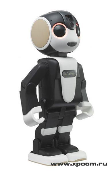 Робот-телефон Sharp RoBoHoN (видео)