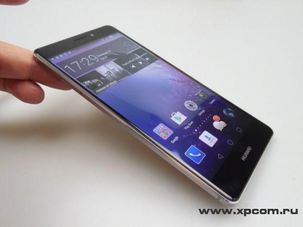 Huawei начал продавать смартфон Mate S с расцветкой розового золота